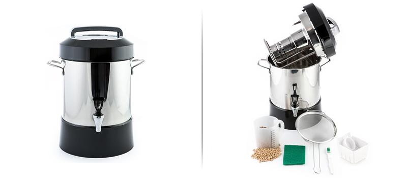 Aparat lapte vegetal Biovita-M8